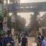 ফরিদপুরে মোদিবিরোধী বিক্ষোভে থানা ভাঙচুর, ৬ পুলিশ আহত